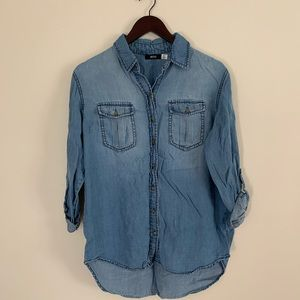 BDG (Urban Outfitters) Chambray Button Down Shirt